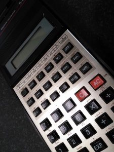 CASIO fx-82 Vintage Classic Old Brand Scientific Calculator