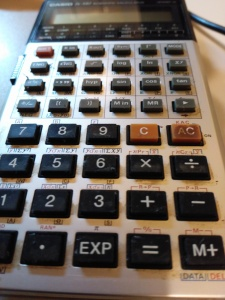 CASIO 850 Gaphics Scientific Calculator