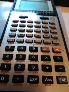 CASIO fx850p Graphics Scientific Calculator